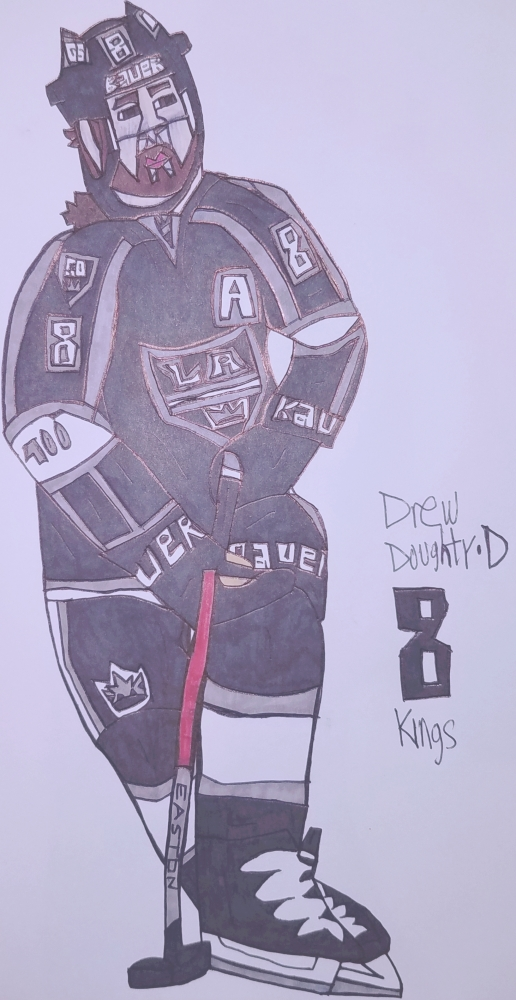 Drew Doughty par armattock